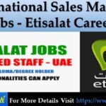 International Sales Manager Jobs