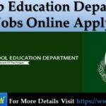 Punjab Education Department Jobs