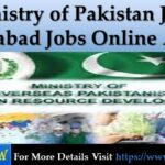 Ministry of Pakistan Jobs