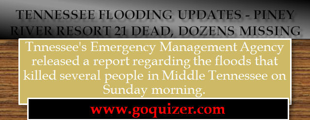 Tennessee Flooding Updates